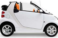 From Easy Storage Mini Cars to Haute Designer Vehicles