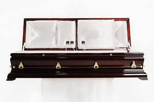 The Catacoffin is a Unique Coffin Allowing You to Rock for Eternity