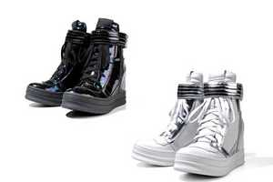 The Izzue Collection x Jeffrey Cambell Creates Modern Sneakers