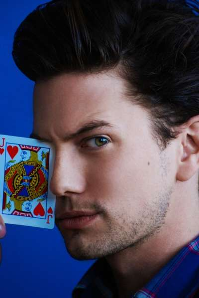 Jackson Rathbone by Michael Freeby