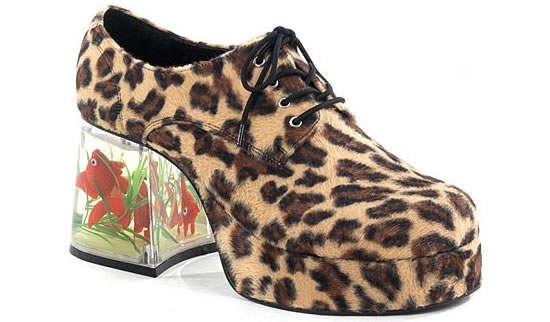 25 Nontraditional Platform Shoes