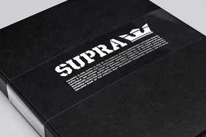 The New SUPRA History Book Sheds Light on the Sneaker Industry