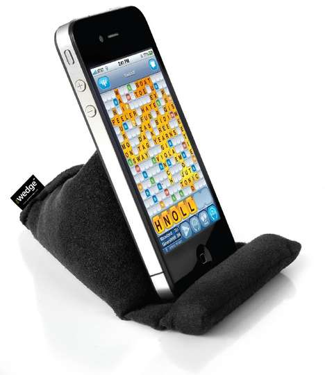 Wedge Phone Stand