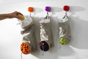 The Mastrad Vegetable Keep Sacks Store Food Safely