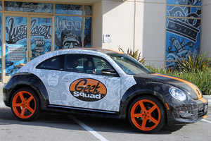 The WCC Geek Squad Beetle is Tuned for the Techies