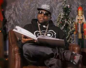 big boi reads the grinch