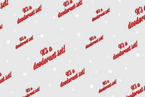Crapping Paper is Funny Gift Wrapping Paper with an Ironic Twist