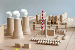 The Critical Blocks Miniature World Educates Kids on Nuclear Weapons