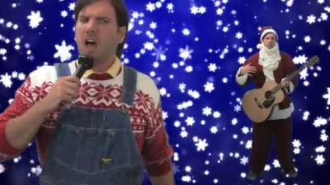 christmas song spoof