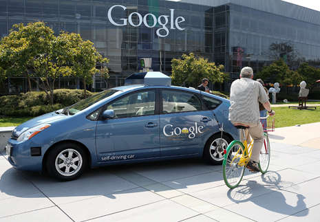 vehicle, Google,