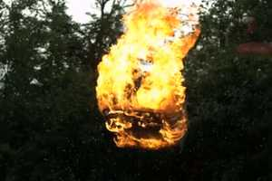 This Super Slow Motion Fire Video is Magnificently Heated