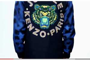 The Kenzo Spring/Summer 2013 Tiger Fever Collection is Beastly