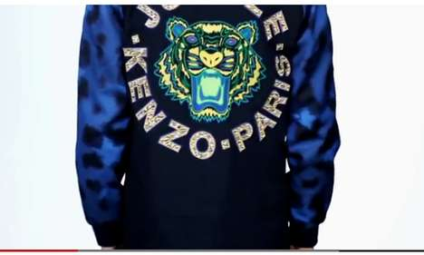 kenzo spring/summer 2013