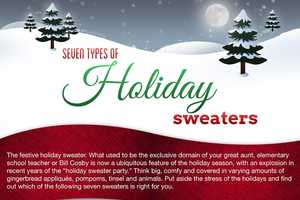 The Holiday Sweater Infographic Tells What Your Jumper Means