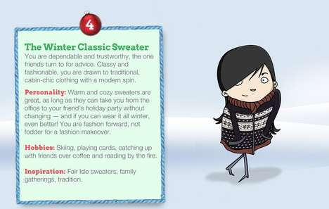Holiday Sweater Infographic