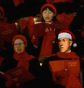 Lovecraft Christmas Carols