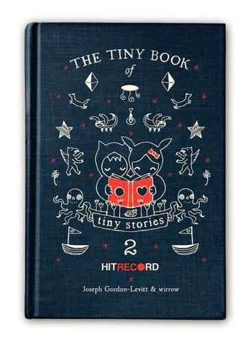 Joseph Gordon-Levitt Tiny Book