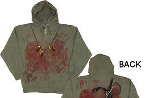The  Walking Dead Daryl Costume Hoodie Will Intimidate Enemies