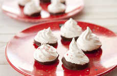 The Peppermint Snow Peaks are Festive and Delicious