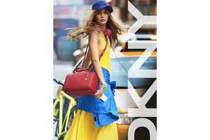 The DKNY Spring 2013 Campaign Features Model of the Moment Cara Delevingne