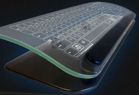 translucent keyboards