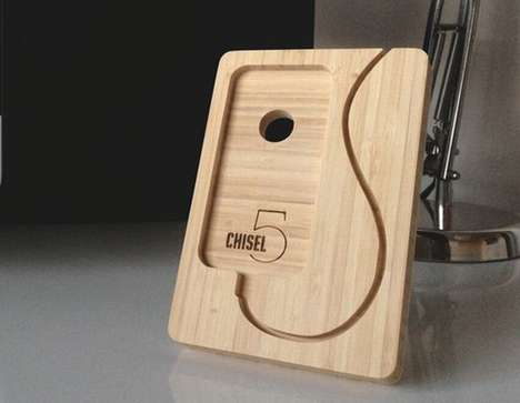 chisel 5 iphone dock