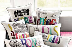 Darling Destination Pillows