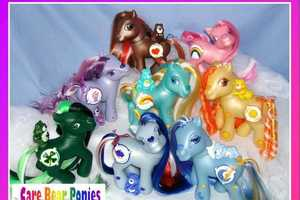 The My Little Pony Care Bears are a Blend of Cute Characters