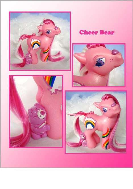 My Little Pony Care Bears