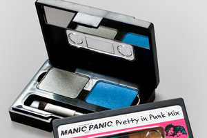 The Manic Panic Cassette Eye-Shadow Compact is 80s Punk