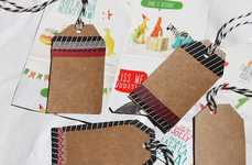 DIY Upcycled Gift Tags