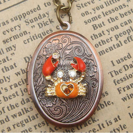 Steampunk Lockets
