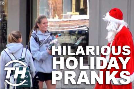 Holiday Pranks