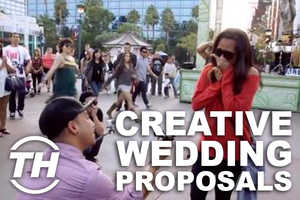Jamie Munro Shows Her Top Five Picks for Romantic Proposals