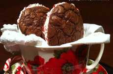Peppermint Whoopie Sandwiches - The Peppermint Brookie Pies are Gluten and Dairy-Free