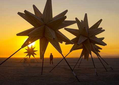 Starlight at Burning Man Festival