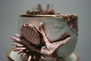 Feel Closer to the Sea with the Mary O'malley Ceramics Collection
