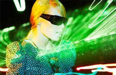 Sci-Fi Lighting Editorials