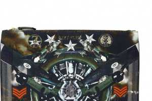 The Givenchy Fighter Plane Pouch Turns You into a WW2 Veteran