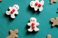 The Gingerbread Man Jelly Shots are Fun Personified Treats