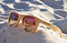 From Custom Charity Bamboo Shades to Eco-Conscious Wooden Frams