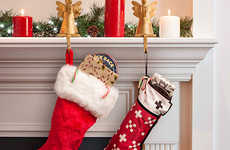 15 Cozy Christmas Stockings