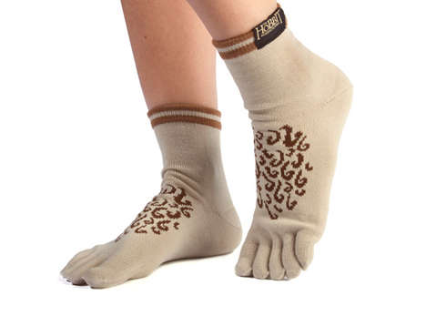 The Hobbit Feet Socks