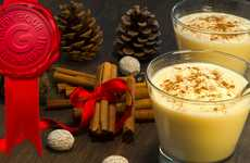 Mathematically Monitored Eggnog - Brent Rose's Happy Hour Post is Scientifically Precise