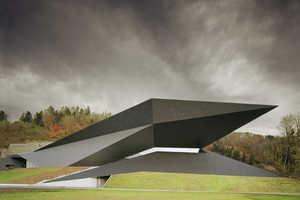 The Tyrol Festival Hall is a Geometrical Marvel in Austria