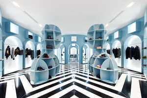The HIT Gallery Hong Kong Boasts Modernist Italian Design