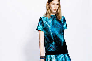 Proenza Schouler Pre-Fall 2013 Shines with Friendly Designs