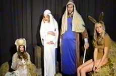 Fashionized Nativity Stories