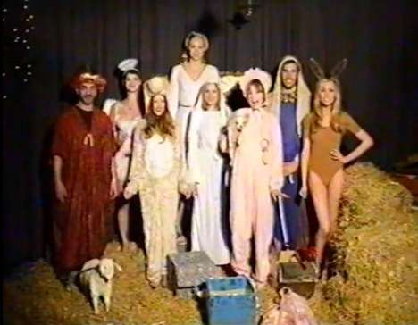 The LOVE Nativity video