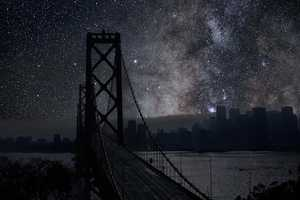 Thierry Cohen Darkened Cities Collection Eliminates Light Pollution